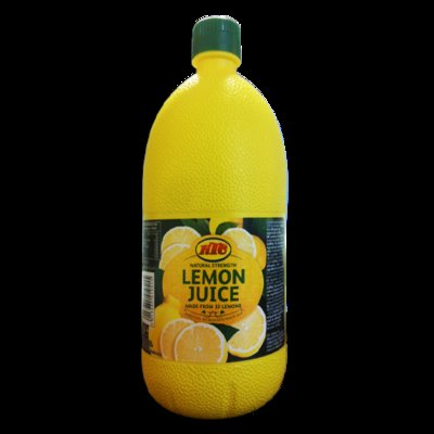 Lemon Juice (KTC) 1ltr