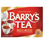 Barrys Gold Blend Tea 80' 250g +25% Free x6