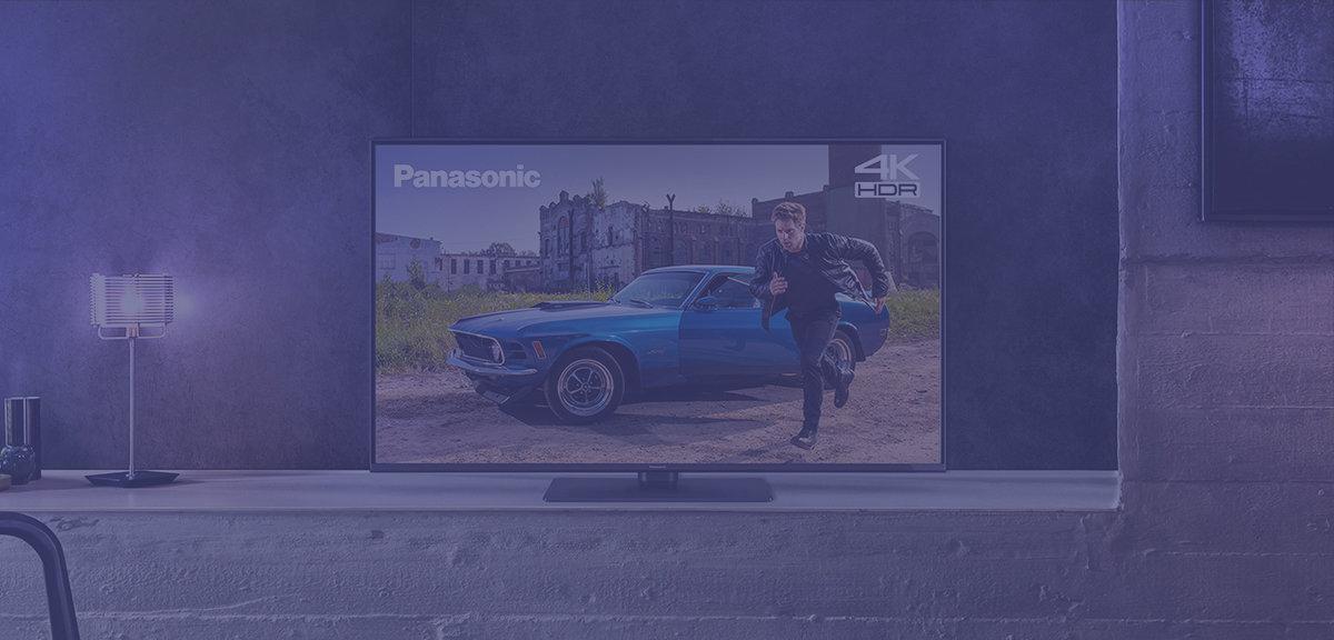 New Panasonic TV Range