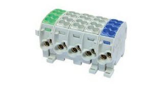 Distribution Blocks & Busbar