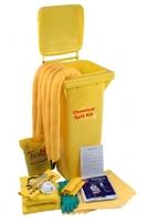 125 l Mobile Chemical/Universal Spill Kit
