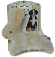 Country Pet Puppy Toy - Rabbit x 1