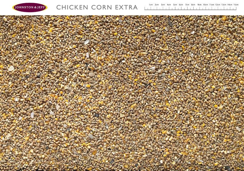 Johnston & Jeff Chicken Corn Extra 20kg