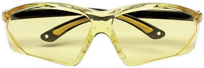 Draper Safety Specs Yellow Tint