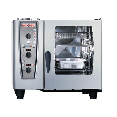 Rational CM-P61 Electric 6 x GN1/1 Combination Oven 11kw
