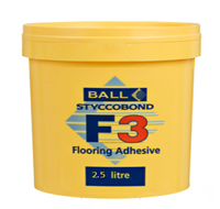 F3 MULTI-PURPOSE ADHESIVE 2.5L (144 PER PLT)