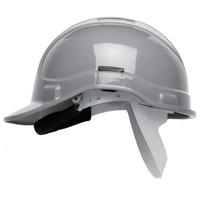 GREY Elite Scott Protector Safety Helmet