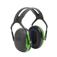 3M PELTOR X1 Ear Defenders - Headband, 27 dB