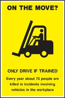 Safety Poster Sign POST0002-1448