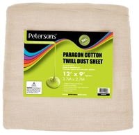 Paragon Cotton Twill Dust Sheet 12ft x 9ft