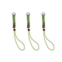 ELLER Ergodyne Tool Tails, 29cm Lime (Set of 3)