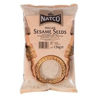 Sesame Seeds Hulled (Natco)- 1.5kg