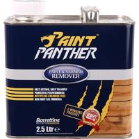 PAINT PANTHER PAINT & VARNISH REMOVER 2.5 LITRE