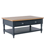 Sussex Navy Coffee Table