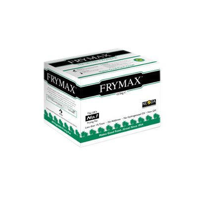 Veg Fat (Palm)-Frymax-(12.5kg)