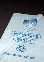 Disposal Bags  406X610mm, Non Sterile Pp, Pk