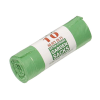 Tristar Green Garden Sack Roll 10 - GS35 (BB8GB)