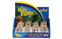 Fish R Fun Aquarium Ornaments - Temples x 12