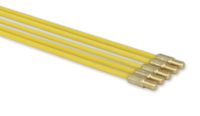 SUPER ROD - REPLACEMENT RODS (5 X 1M YELLOW 4MM)