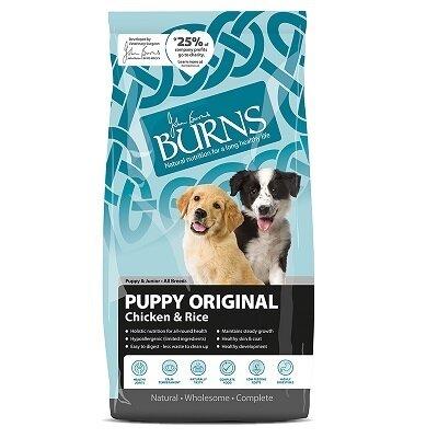 Burns Puppy Original with Chicken & Rice Puppy Food 2kg