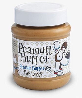 Peamutt Peanut Butter for Dogs 340g x 6