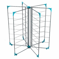 Beldray 8m Clothes Airer Turquoise