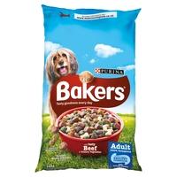Bakers Adult - Beef & Veg 14kg