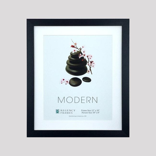 Modern Frame Box Black