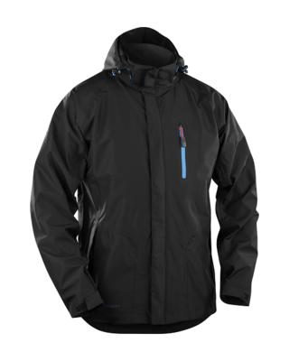 Blaklader 4866-1946 Black Rain Jacket