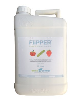 Flipper Insecticide/Acaricide 10lt
