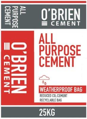 O'Brien Cement 25kg (Cem 2, 42.5N)
