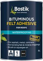 Bostik Felt Adhesive 5L