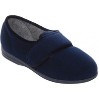 Cosyfeet Navy Slipper (Holly)