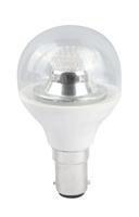 Bell 05184 LED 4W Golf Dim SBC Clear 2700K