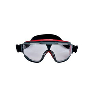 3M Goggle Gear 500 Clear PC Scotchgard AF Coated