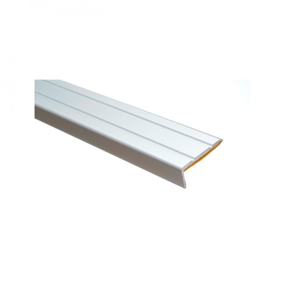 2.7m  S/A ANGLE EDGE 25x8 SILVER