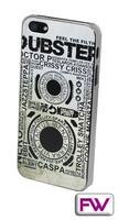 FWIP506004 iPhone 5 Dubstep 3D