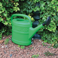 Kingfisher 10L Plastic Watering Can With Rose (WCAN10L)