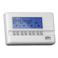 Sauter R47HF 4 Zone Electronic Programmer