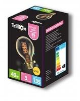 TRILLION 40W E27 GOLD GLOBE LAMP