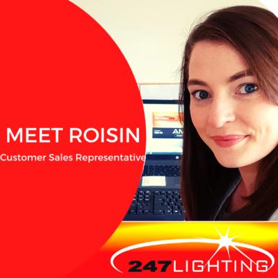 Meet Roisin