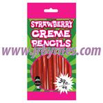 Bonds Strawberry Creme Pencils  Bags 49c x20
