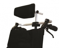 Adjustable Headrest For Wheelchair