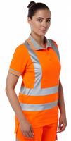 Pulsar PR701 Ladies Rail Spec Polo Shirt