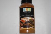 Curry Powder Hot Madras 450g