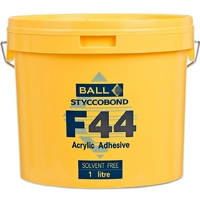 F44 Acrylic Vinyl Adhesive