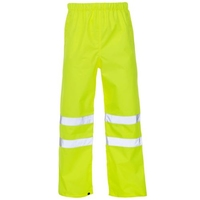 HI VIS TROUSERS ANKLE BAND