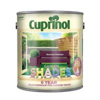 Cuprinol Garden Shades Summer Damson 2.5L