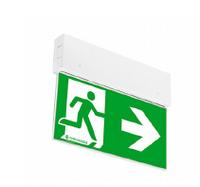 ONTEC G E1B 301 M recessed mount exit sign