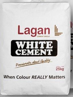 White Cement 25kg Bag